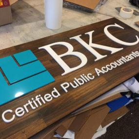 BKC-Dimensional-Letters