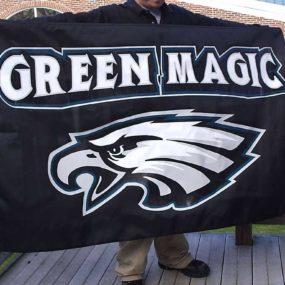 GREEN-MAGIC-FLAG