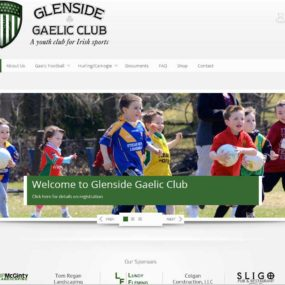 glenside-gaelic-website